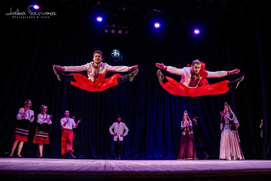Концерт в честь 6-ти летия Школы кавказских танцев «Свадьба на Кавказе».